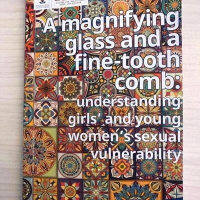 Standing firm for Bold, Empowered, Affirmed and Revived (BEAR) adolescent girls and young women